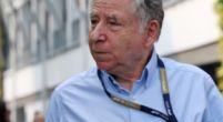 Image: Todt dreams away at the idea: ''Would be great if Red Bull gets involved''