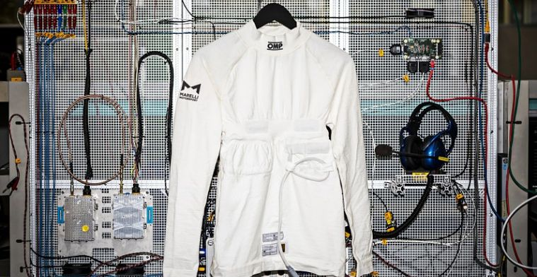 New biometric fire resistant shirt should contribute to more safety