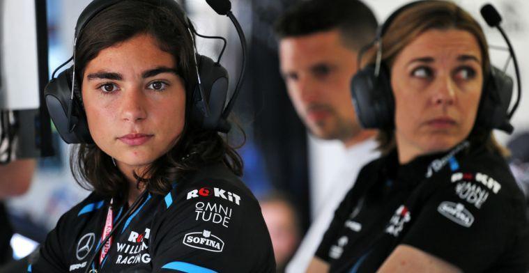 Australische multimiljonair wil Jamie Chadwick naar de Formule 1 brengen