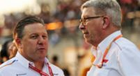 """Image: Brawn defends token system: """"One team already came forward with cooling problem"""""""
