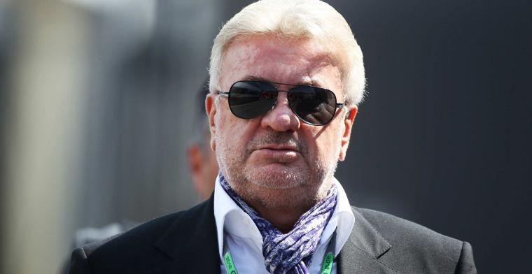 Voormalig manager van Schumacher: ''Sterrenbokken geven nooit een fout toe''