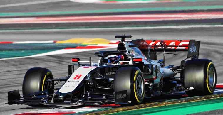 Haas F1 neemt rigoureuze maatregel: voorlopig geen ontwikkeling 2020-wagen