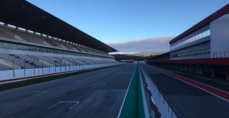 Doornbos en Coronel zijn zeker van hun zaak: 'Eind september F1 op Portimao'