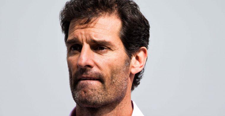 Webber: Die zien we niet meer terug in 2021