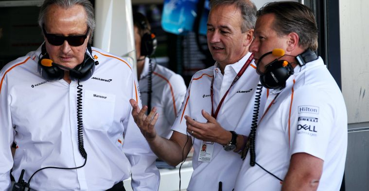 McLaren Group loses director of the team