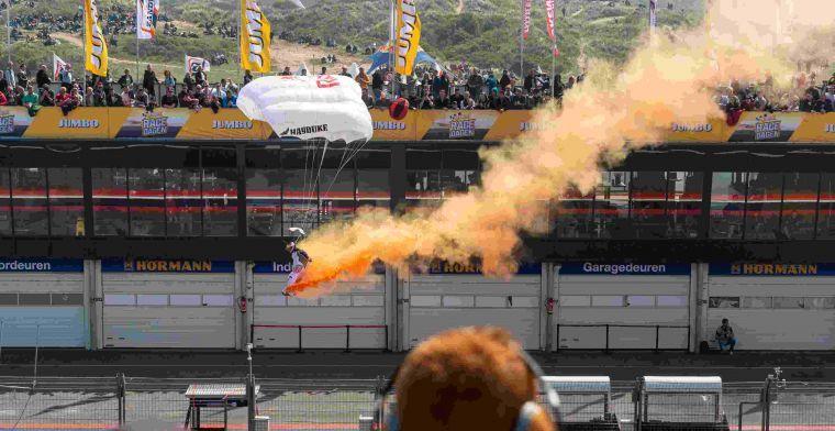 Circuit van Zandvoort reageert op brand: ''Aangestoken door een aantal jongeren''