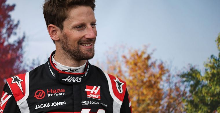 Grosjean: There is now a very attractive seat available