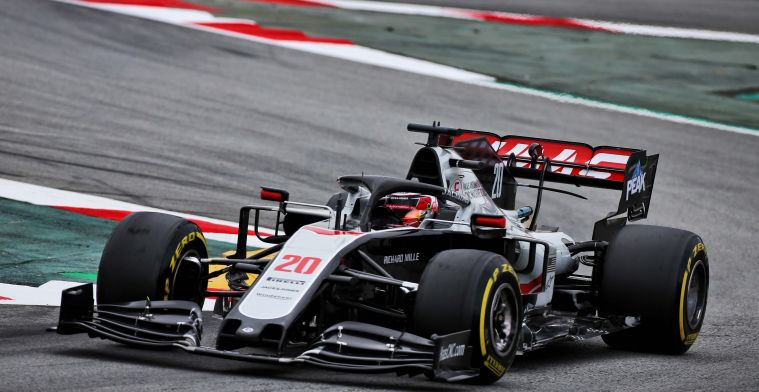Magnussen: No idea with whom that works to his advantage