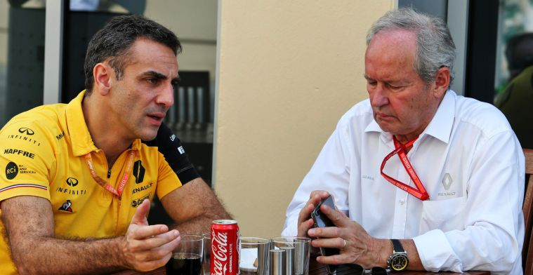 Renault is working against McLaren: ''No engines have been delivered for test''