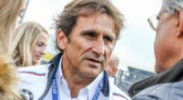 Image: Zanardi receives blessings of the very highest order