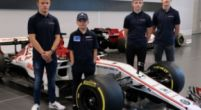 Image: Sauber launches junior programme with four very young drivers