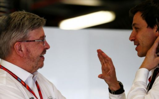 Brawn to Mercedes: