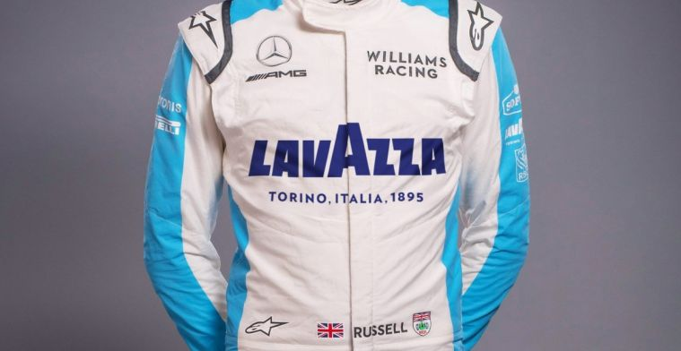 Team overalls reveal new sponsor and possible livery Williams