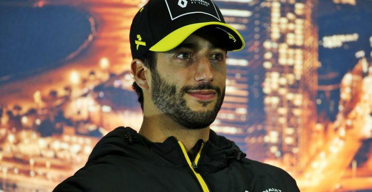 Ricciardo not entirely happy with the start of the season: 'That's really no fun'