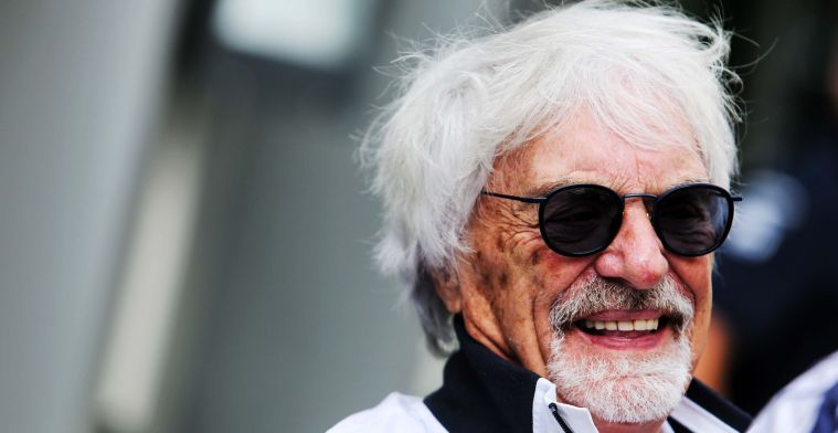 Ecclestone: 'I don't understand why Hamilton takes those people so seriously'