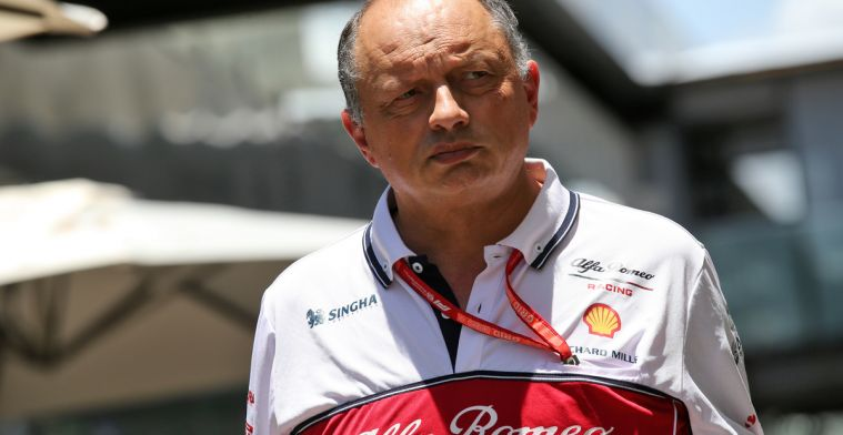 Vasseur: Even with the new rules in 2022 Alfa Romeo will not make a profit