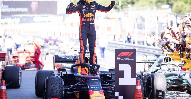 Verstappen finds full calendar no problem: I do what I love