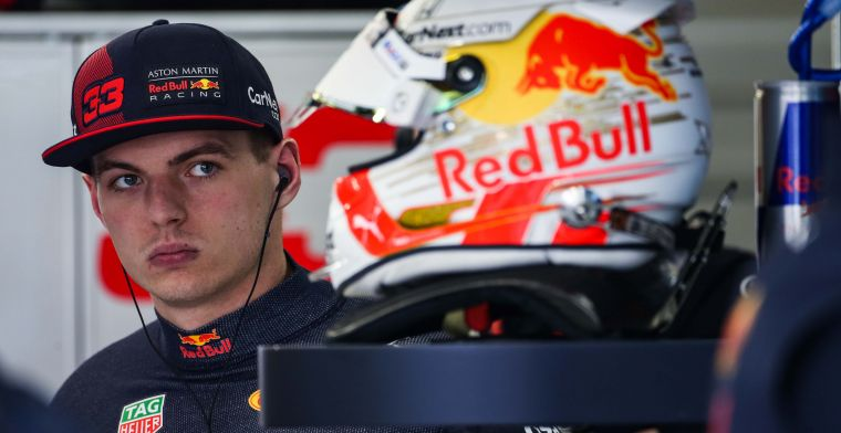 Verstappen: I was bored in that sense, but it was okay
