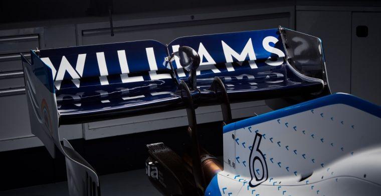 Williams houdt vast aan filosofie: 'Niet altijd verstandig, maar wij geloven erin'
