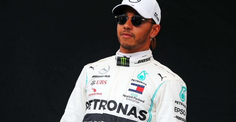 Hamilton's still bummed about losing the title: I'm still sick of it