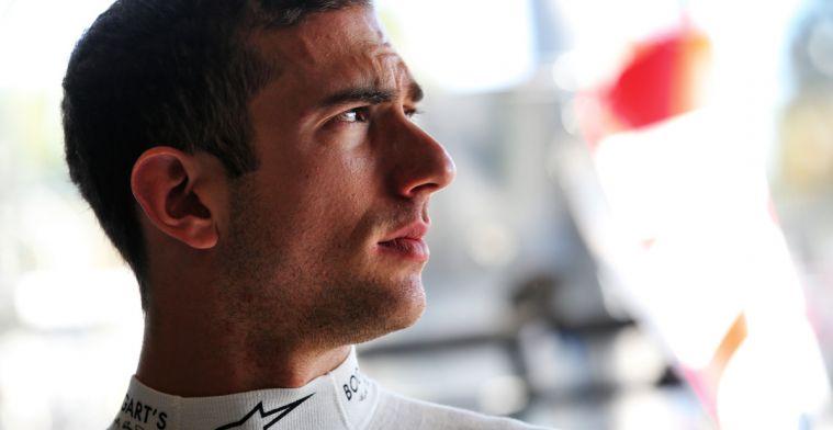 Er is er één jarig: de enige rookie in de Formule 1 dit jaar