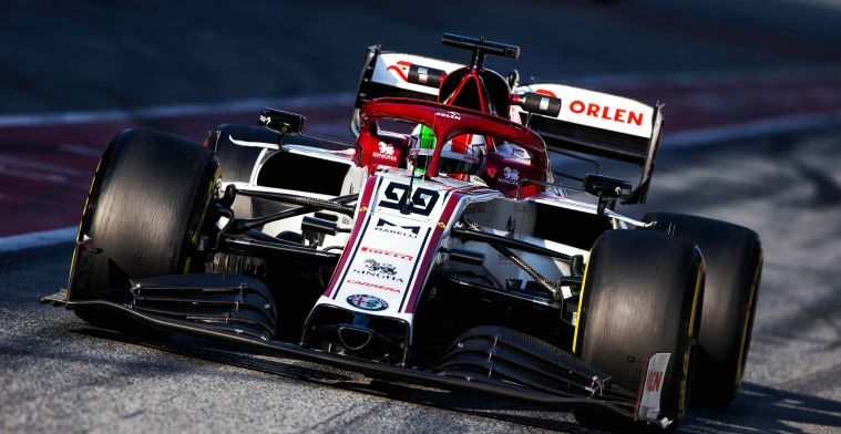 Vanaf Oostenrijk heeft Alfa Romeo een nieuwe sponsor