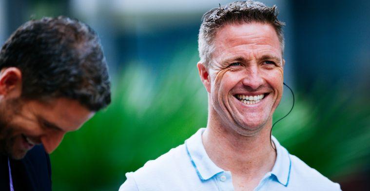 Ralf Schumacher blaast vandaag 45 kaarsjes uit