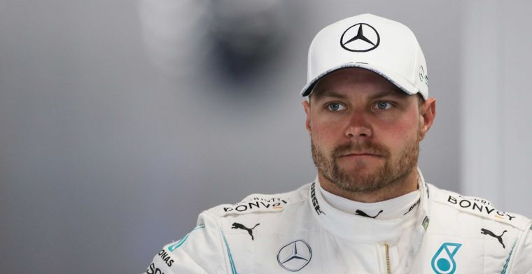 Bottas stands behind Hamilton and Mercedes: ''Proud of this statement''