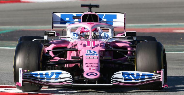 'Racing Point zal dit jaar als team gaan verrassen'