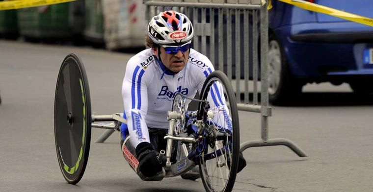 Paralympic champion: Zanardi's condition still serious after latest operation
