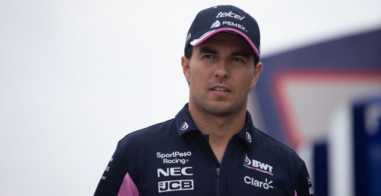 Perez and Stroll are looking forward to the start of the season: I love the mount