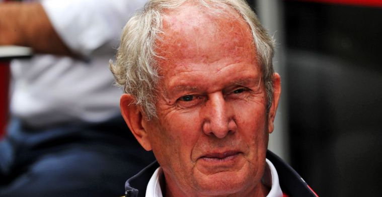Marko does not definitively rule out Vettel's return to Red Bull