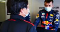 """Image: Albon: """"We came out of the winter break with a very good car"""""""