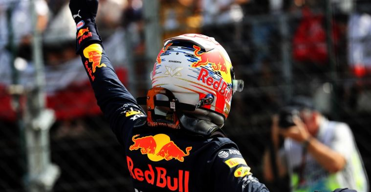 For Verstappen, is it all about finishing now? Preferably, it's allabout winning