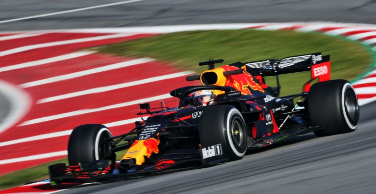 Albers expects a lot from Red Bull: They always have a good set-up there