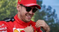 Image: Sebastian Vettel will not stay in hotel during the first GPs