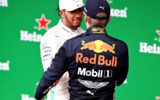 Hamilton fears Red Bull Racing and Verstappen: