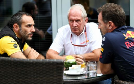 Remarkable story: Marko sent message to Abiteboul after test in Austria
