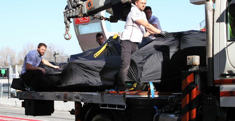 UPDATE: Plooij meldt dat problemen bij Mercedes zijn verholpen