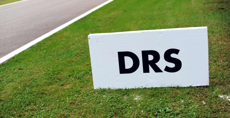 No more DRS in 2022? I still have that dream