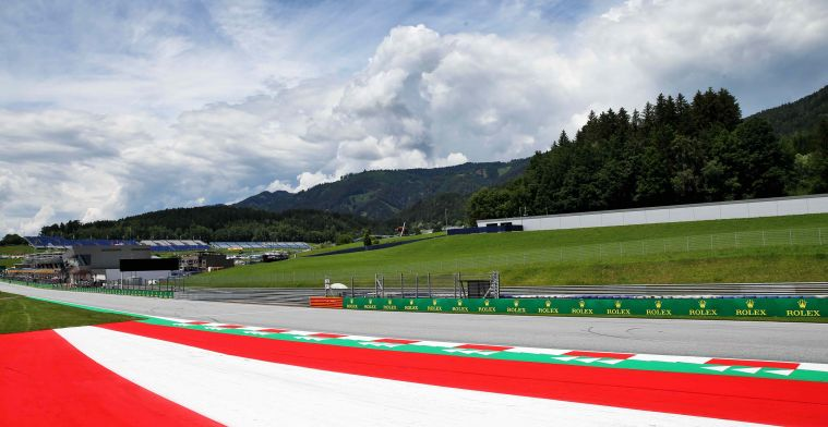Marko about GP Austria: Our original idea was only changed once