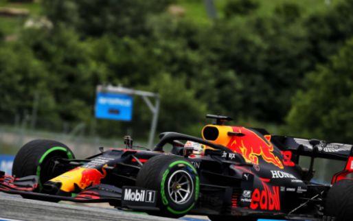 Stelling: Red Bull Racing was tijdens de vrije trainingen aan het sandbaggen