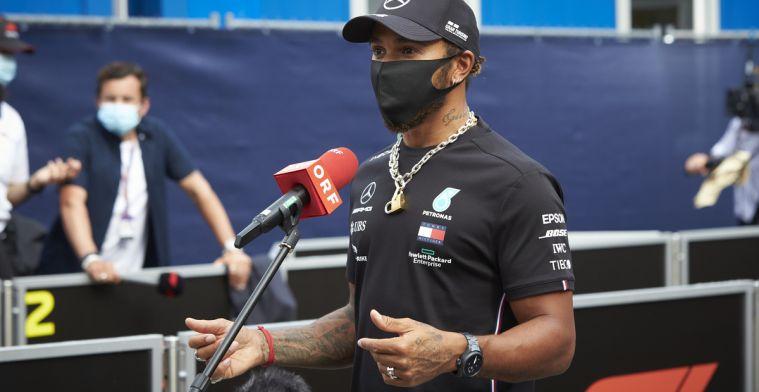 Wolff legt geen deadline op voor Hamilton: In ons team werkt het anders