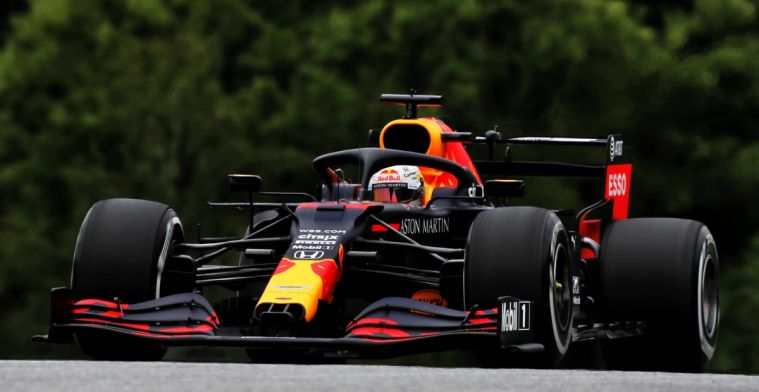 Lage topsnelheid reden voor optimisme bij Verstappen: Verwacht mooi resultaat