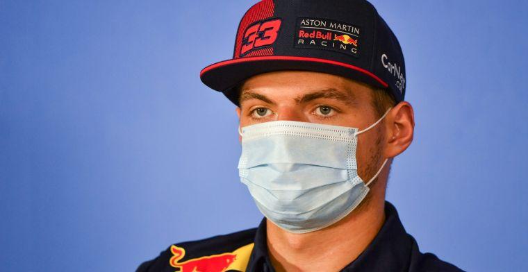 Verstappen didn't test in an F1 car: ''I haven't suddenly lost it''