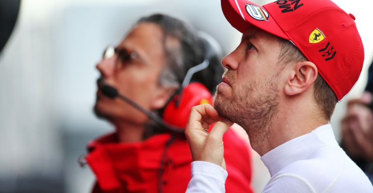 Vettel doesn't want to make a hasty decision, even though time running out