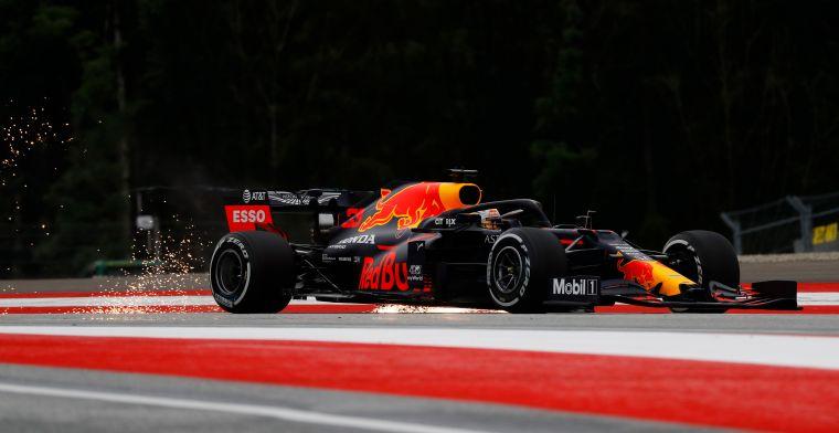 UITSLAG VT1 Oostenrijk: Hamilton aan top, Verstappen op achterstand!