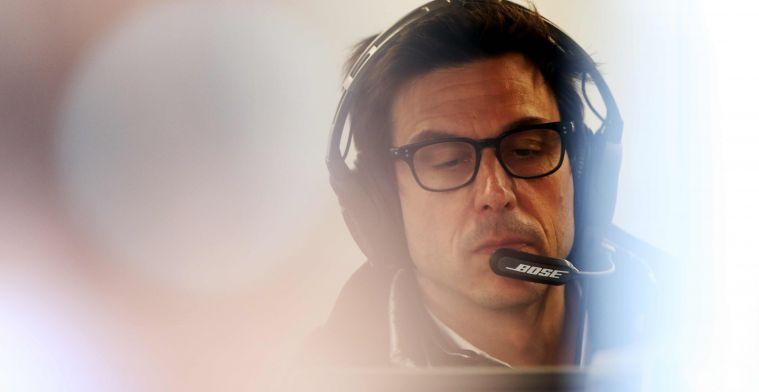 Wolff: Grands Prix van Verenigde Staten en Brazilië lijken niet door te gaan