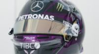Image: F1 Social Stint | Hamilton also rides with a black helmet in 2020