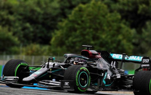 Hamilton extension no guarantee; Mercedes only wants to pay 22 million euros